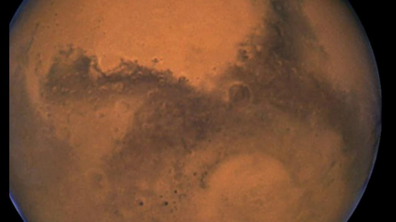 Huge Underground Lake Found On Mars, Raising The Possibility Of Life