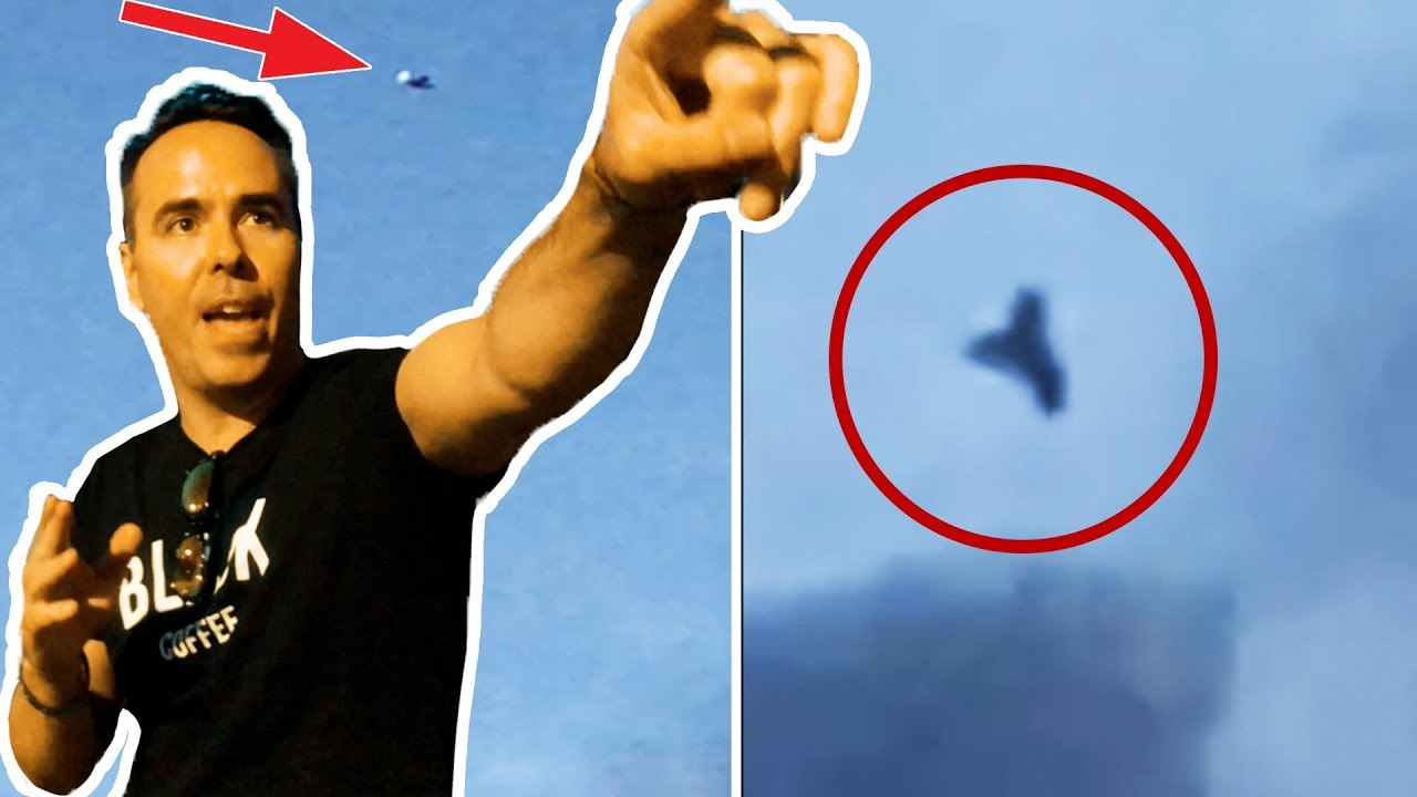 UFO? Something Strange In NEW YORK! Mystery Objects Caught On Camera