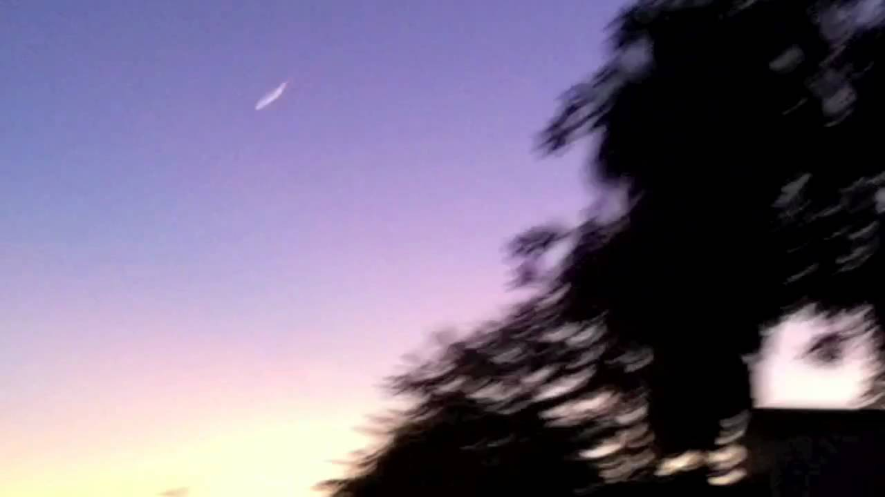 SILVER SURFER UFO - Santa Monica