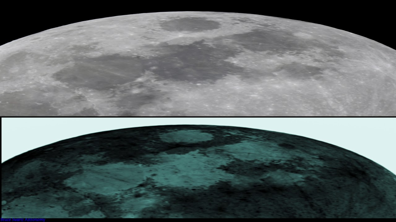 Researching The Natural Geography Of The Moon & Firing UFO's