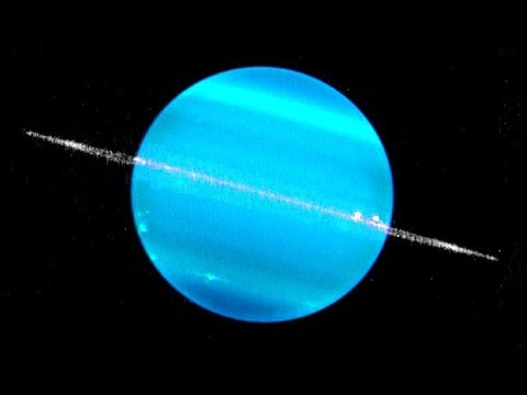 Two Giant Telescope In Chile Showed NASA Astronomers That Something Is Happening On Uranus