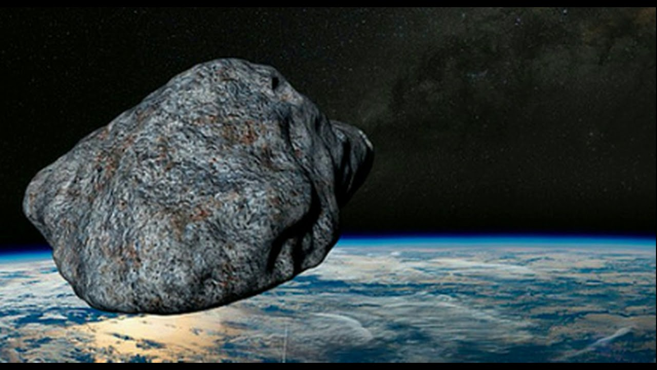 Gigantic 'Potentially Hazardous' Asteroid Due to Speed Past Earth Tomorrow