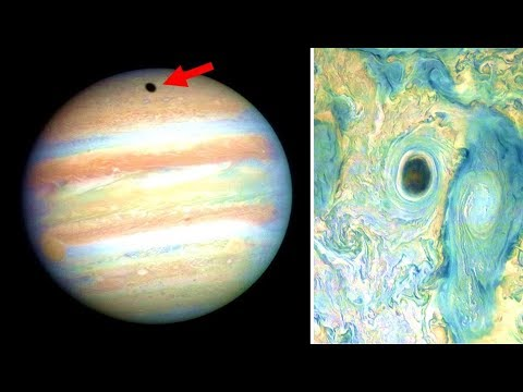 NASA Admits That It Can't Explain Why This Mysterious Abyss Opened Up On Jupiter