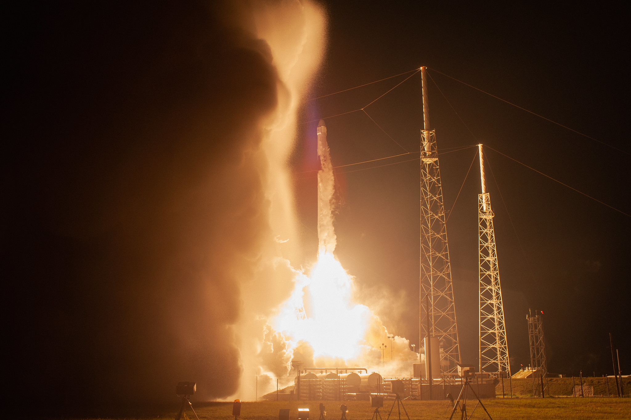 NASA to Broadcast Next Space Station Resupply Launch, Prelaunch Activities