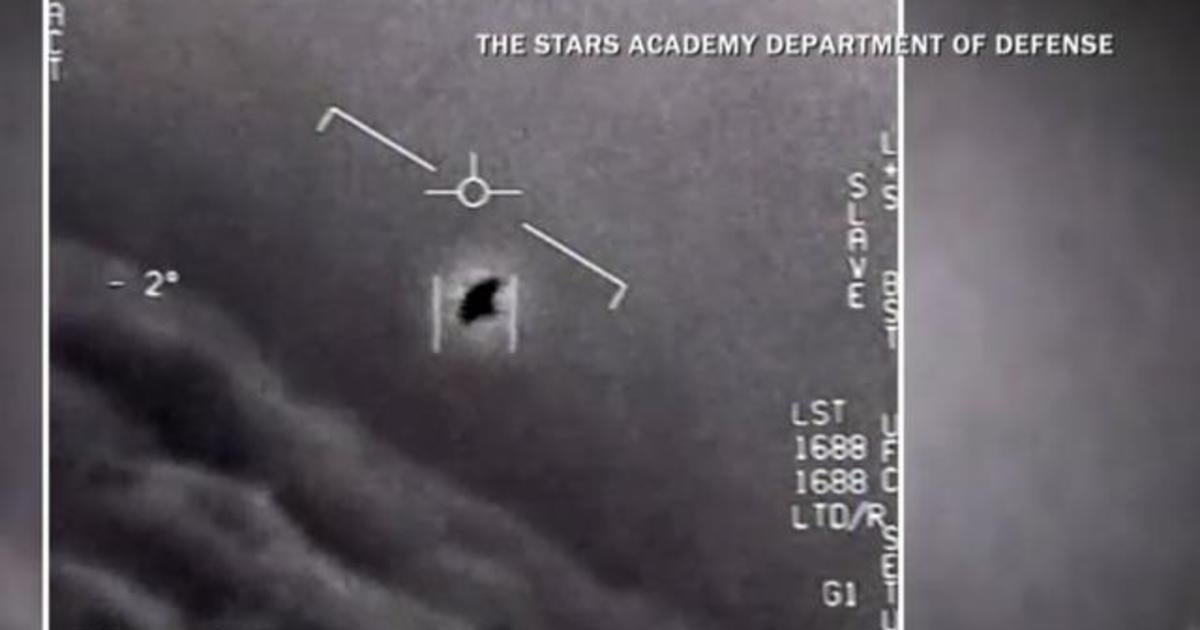 U.S. Navy pilots reportedly spotted UFOs over East Coast