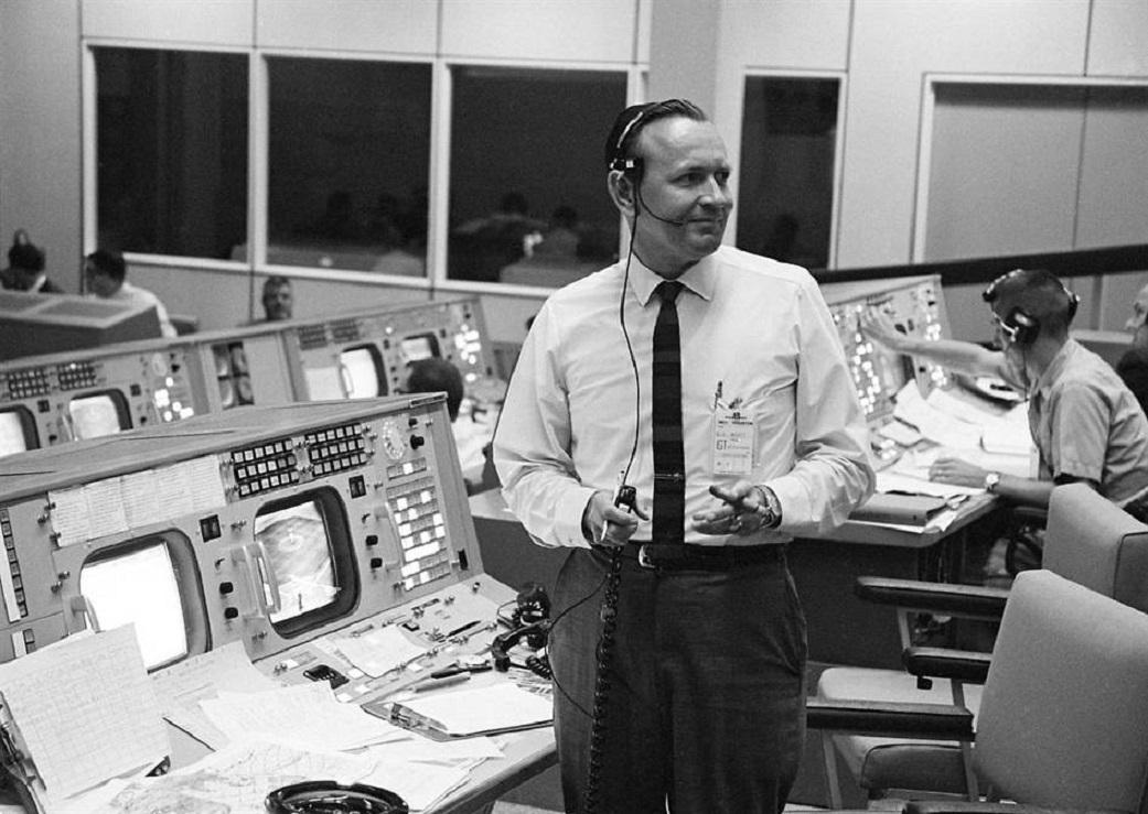 NASA Administrator Remembers Mission Control Pioneer Chris Kraft