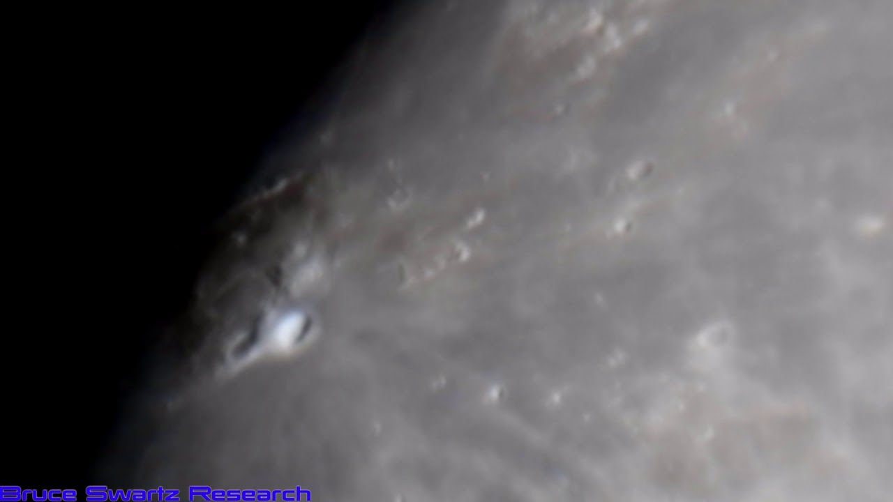 Live Spectacular Close Up Views Of The Moon's Surface Pushing The Limits