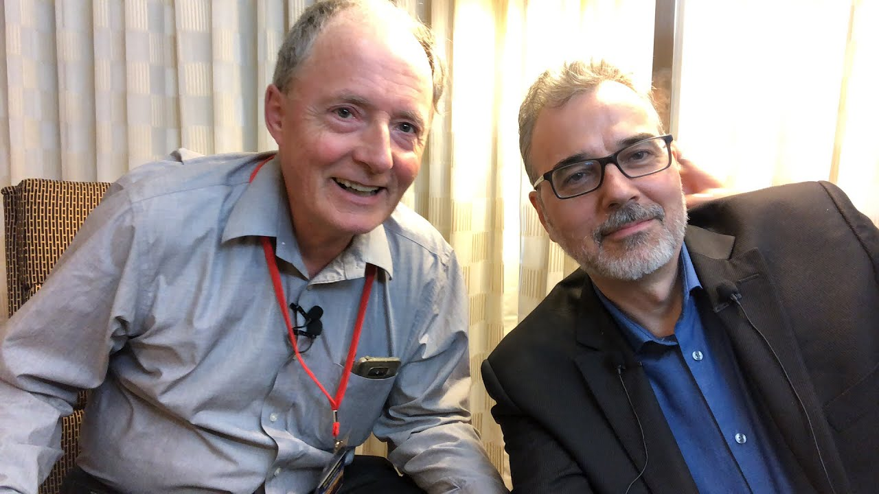 Richard Dolan & Grant Cameron live from Toronto. Full interview to follow.