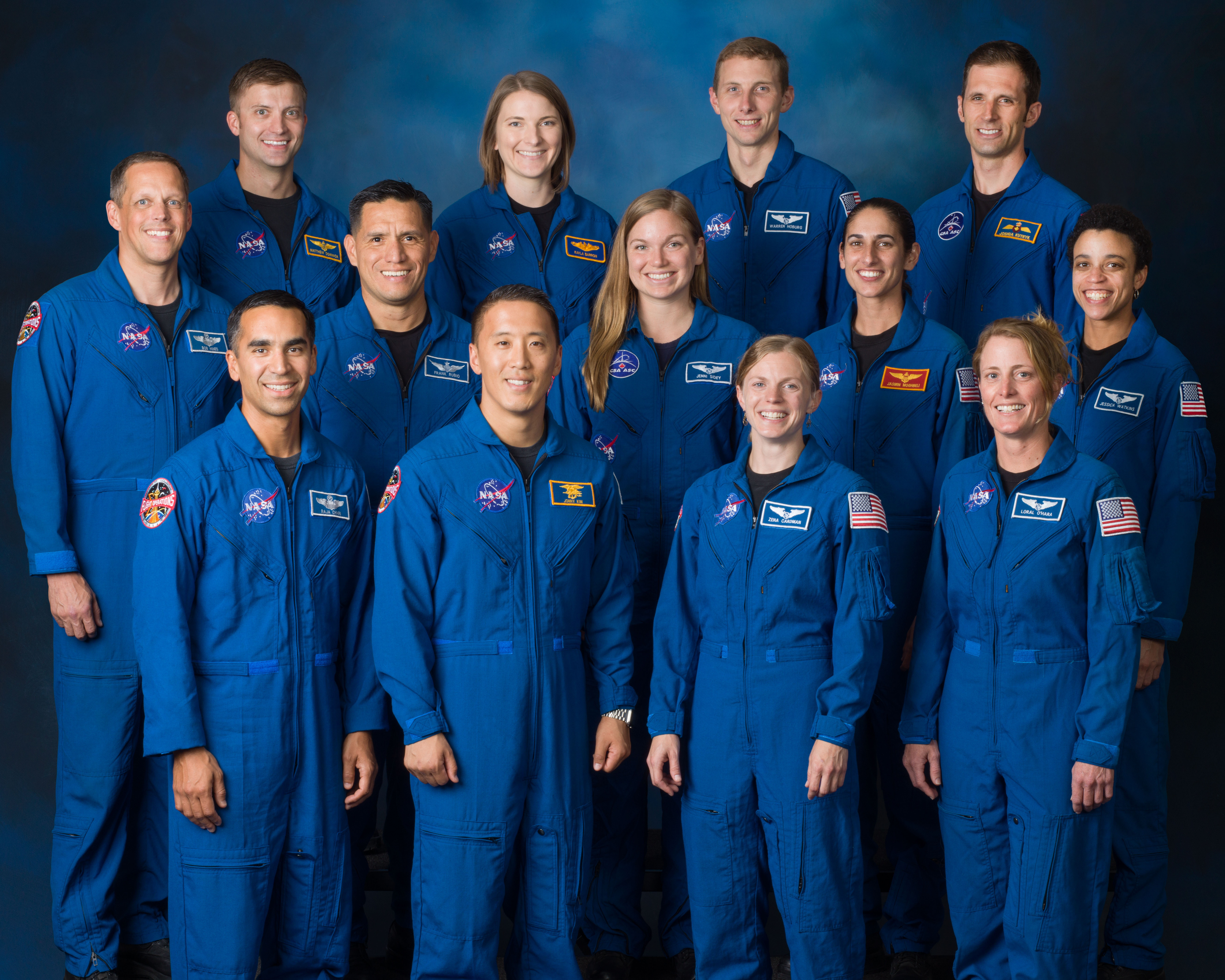 NASA's Astronaut Candidates to Graduate with Eye on Artemis Missions