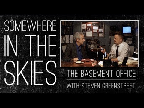 The Basement Office with Steven Greenstreet (VIDEO VERSION)
