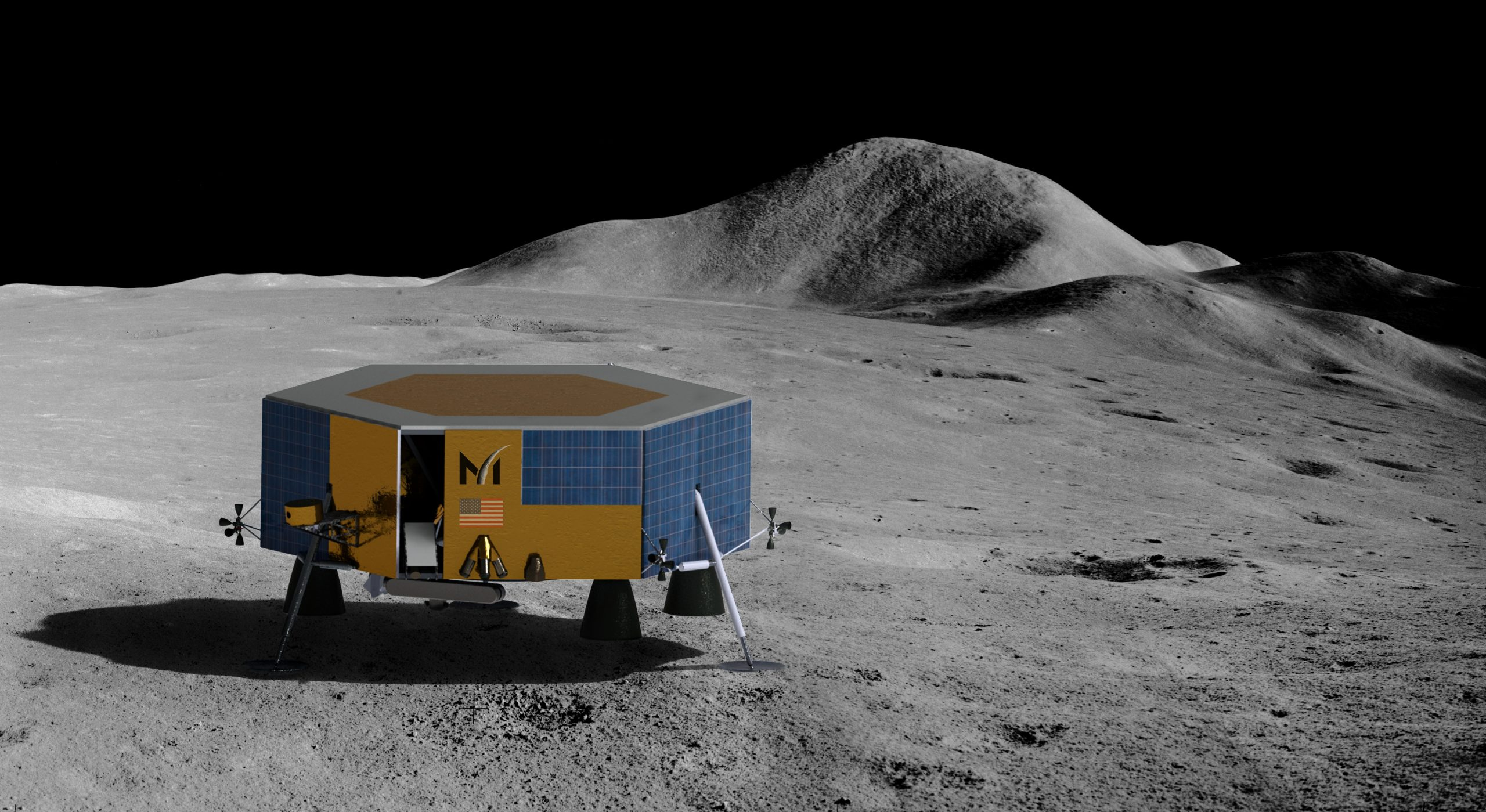 NASA Awards Contract to Deliver Science, Tech to Moon Ahead of Human Missions
