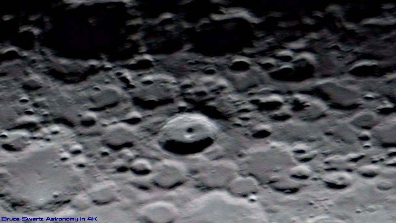 Want To get In Close To The Moon's Surface In 4K High Quality?