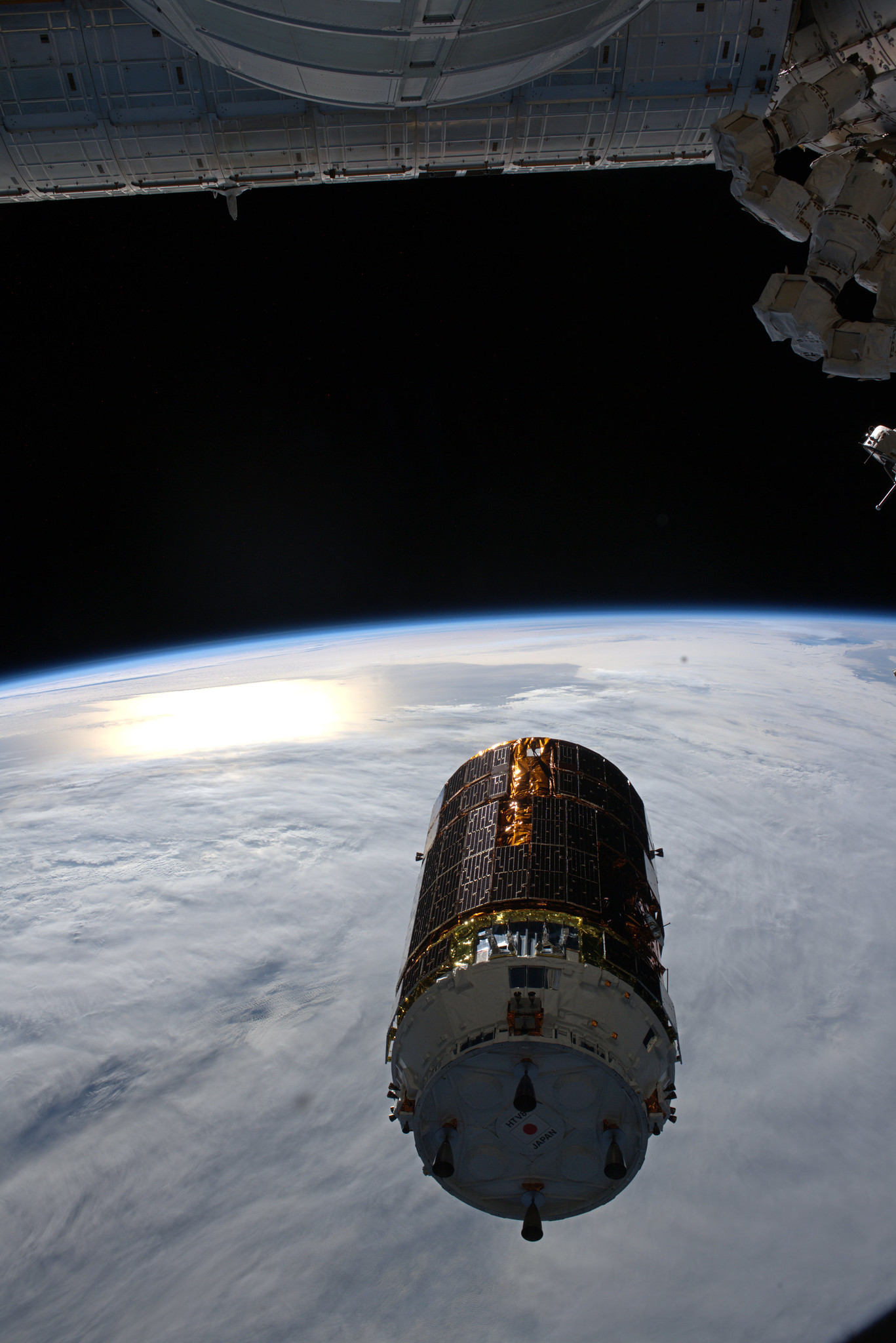 NASA TV to Air Launch, Capture of Cargo Ship to International Space Station