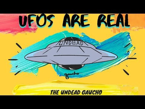 UFOs Are Real. And it's up to us to keep searching for the truth.