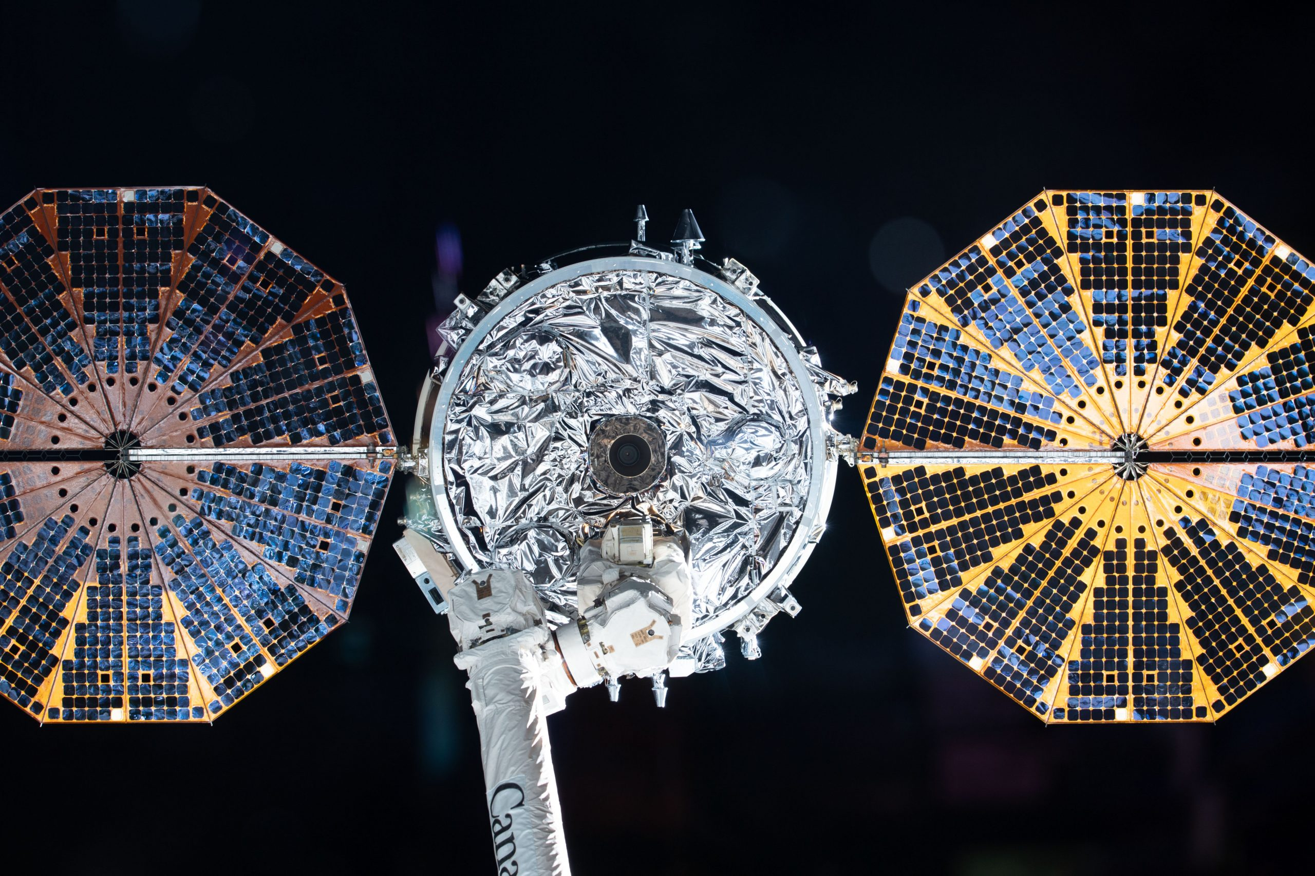 Cygnus Says Farewell to the Space Station