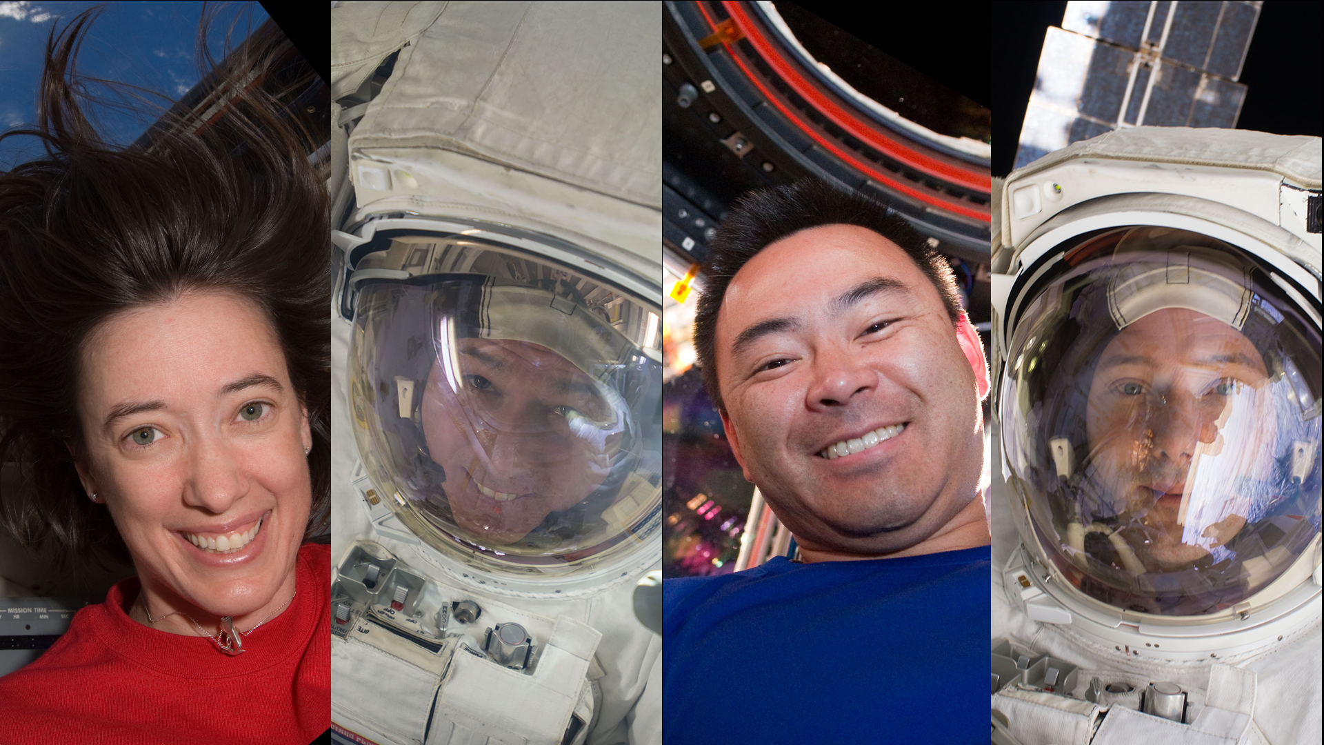 NASA Announces Astronauts to Fly on SpaceX Crew-2 Mission to Space Station