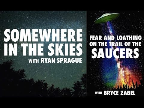 Fear and Loathing on the Trail of the Saucers