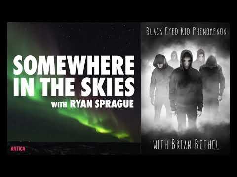 Ep 29 - Brian Bethel: Black Eyed Kid Phenomenon