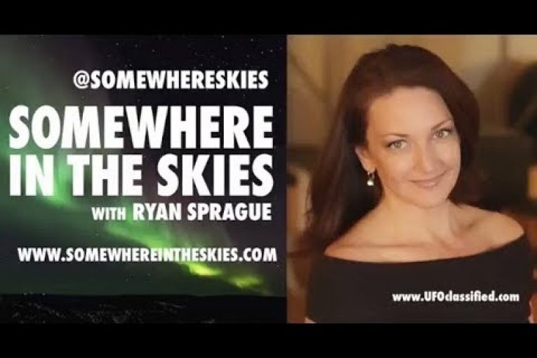 Somewhere in the Skies - Episode 11: Erica Lukes: Dugway, Skinwalker Ranch, and UFOs Over Utah