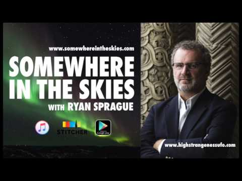Somewhere in the Skies - Episode 10: Mark O'Connell: The Close Encounters Man
