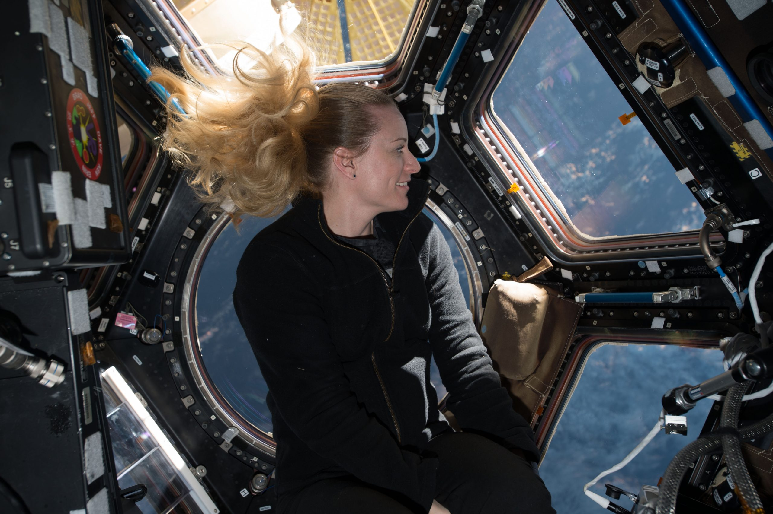 NASA Astronaut Kate Rubins Available for Interviews Before Her Return to Space