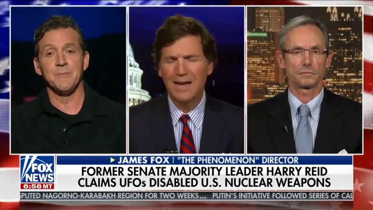 The Phenomenon | Fox News with James Fox & Christopher Mellon