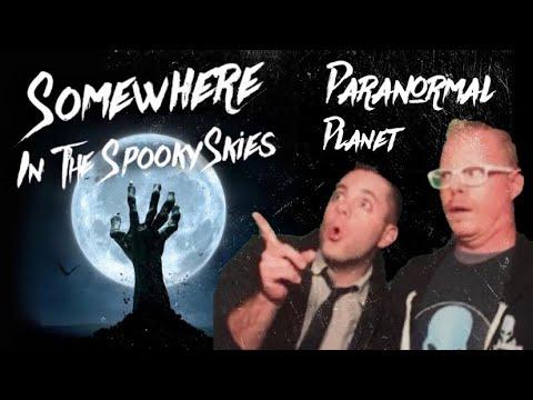 Paranormal Planet with Jason McClellan