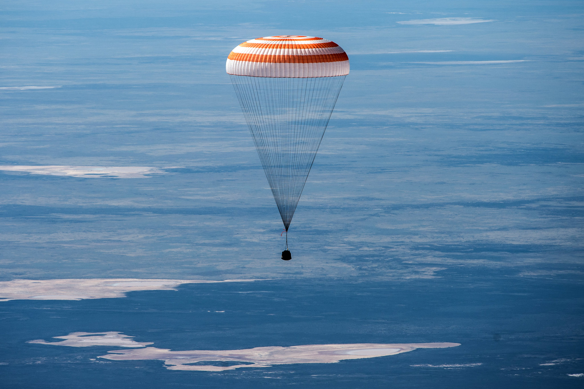 Landing Coverage Set for NASA Astronaut Chris Cassidy, Space Station Crew