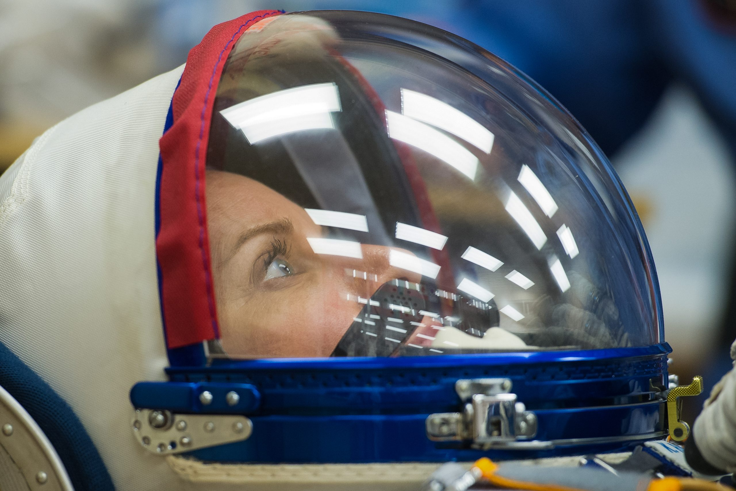 NASA Astronaut Kate Rubins Prepares for Launch to Space Station