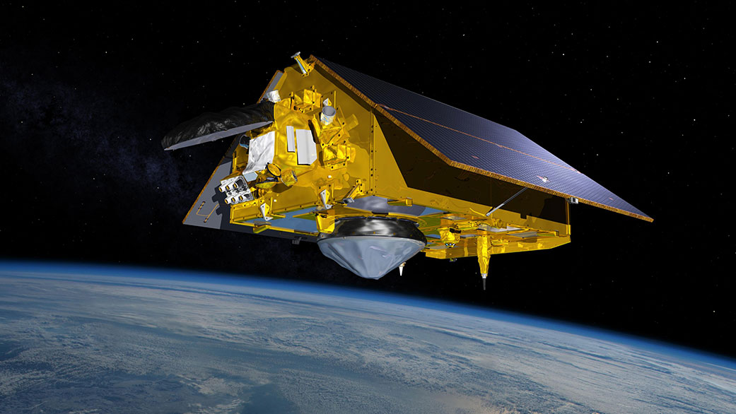 Media Invited to Virtual Briefing on Launch of Sentinel-6 Michael Freilich Satellite
