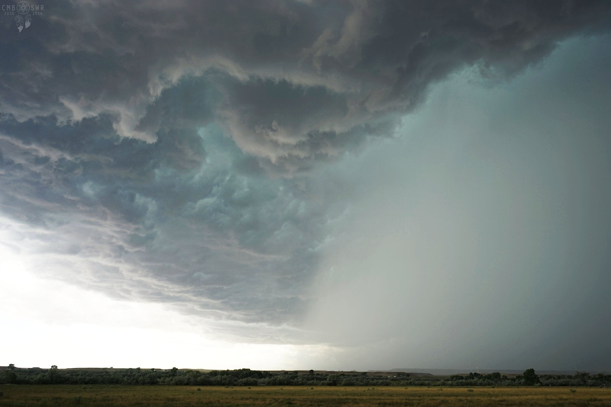 Clouds over Skinwalker Ranch, Utah, United States of America. Photographer: Chris Bartel