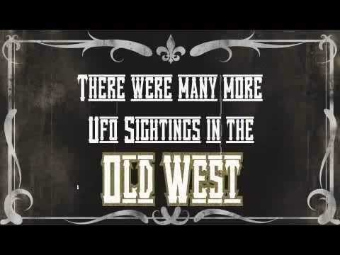 UFOs in the Old West