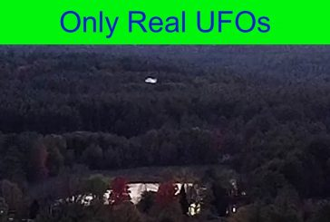 Fast moving UFO over New Hampshire.
