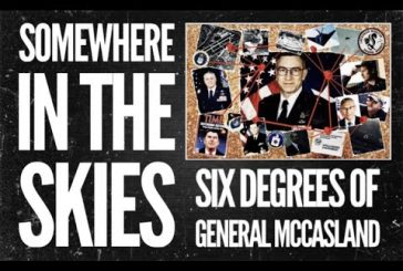 Somewhere in the Skies   Six Degrees of General McCasland