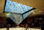 Any connection between the Louvre Pyramid and the Pyramid Ufo connection?