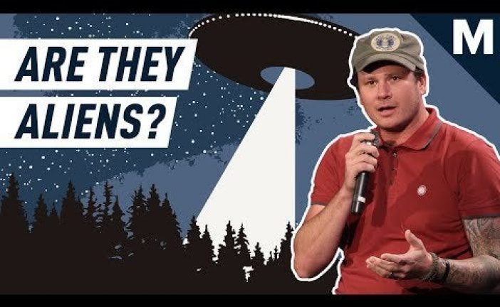 New video with Tom Delonge on Mashable. Describes UAP as