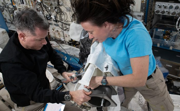 Iowa Students to Hear from NASA Astronauts Aboard Space Station