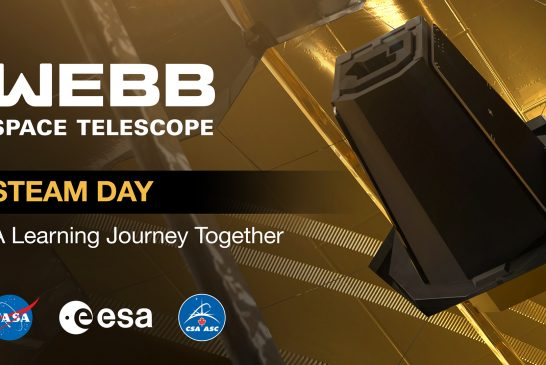 NASA Announces Virtual Webb STEAM Day Event for Students, Educators