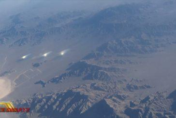 Sun Spots & Solar Flares October 2021  + Aerial Footage from Nevada Shooting Light Beams?