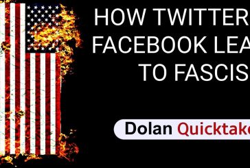 How Twitter and Facebook lead to Fascism