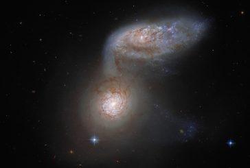Hubble Detects a Dangerous Dance